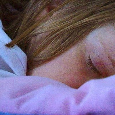 Nukkuva lapsi