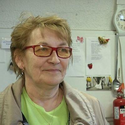 Monica Bulldra on Ytyä ry:n toiminnajohtaja.