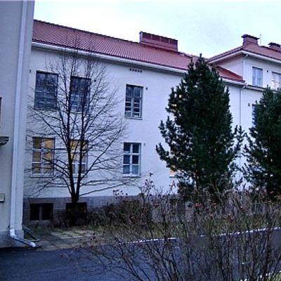 Törnävän sairaalan rakennukset on suojeltu.
