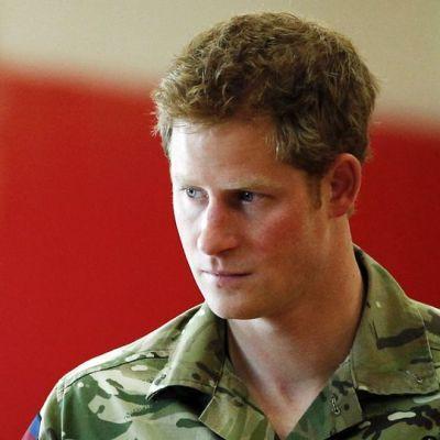 Prinssi Harry.