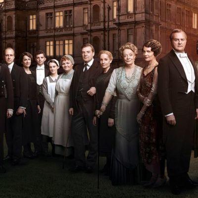 Kuva tv-sarjasta Downton Abbey