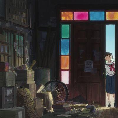 Goro Miyazaki: Kukkulan tyttö, sataman poika