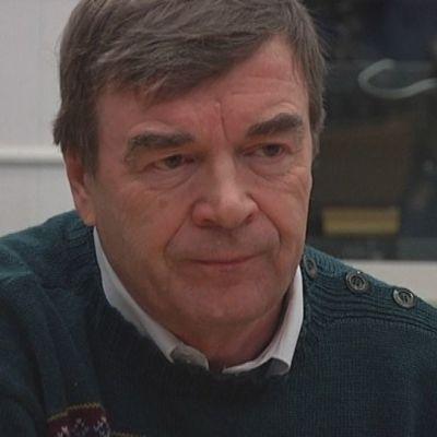 Kansanedustaja Timo Kalli.