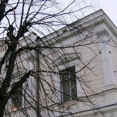 Vanha ylioppilastalo-