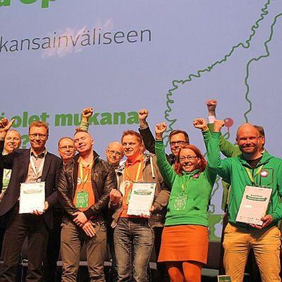 Kasvu Openin palkinnot menivät Espooseen, kajaaniin, Jyväskylään ja Raaseporiin.