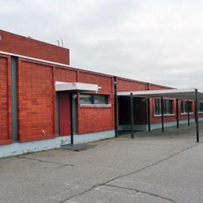 Syväsenvaaran koulu Rovaniemellä