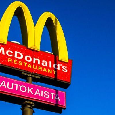 McDonald's -ravintolan logo