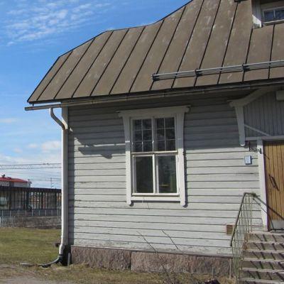 Lahden asemapäällikön talo.
