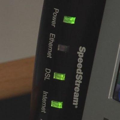 ADSL-sovitin.