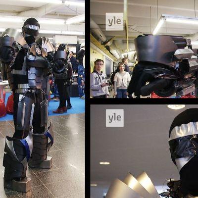 Ensimmäinen Grovetron-robotti, Brox