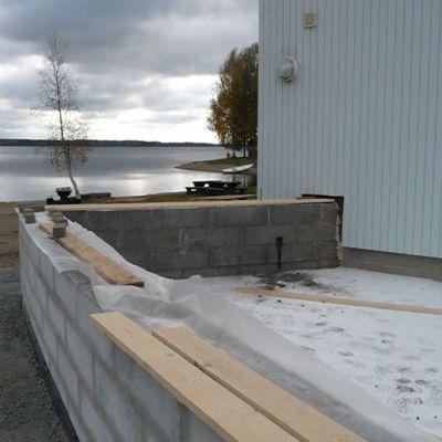 Kalajärven matkailukeskuksessa laajennetaan ja uudistetaan.