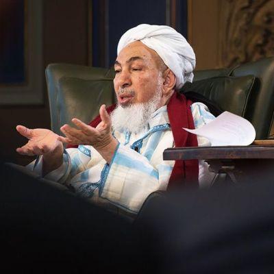 Sheikki Abdullah bin Bayya.