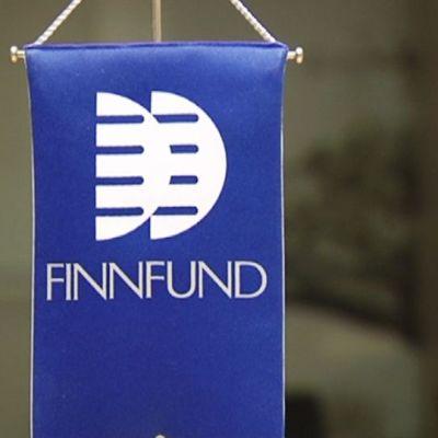 Viiri jossa on Finnfundin tunnus.