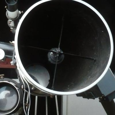 Tähtikaukoputki Vegan tähtitornissa Hämeenlinnassa