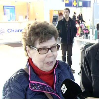 Anita ja Erkki Huuskonen.