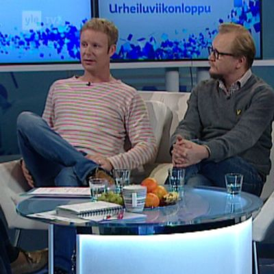 Mikko Ilonen, Janne Reinikainen, J-P Siili