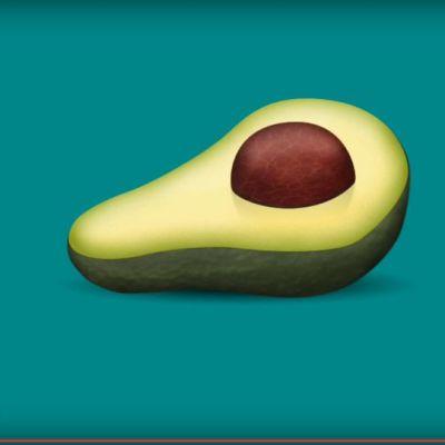 avokado emoji