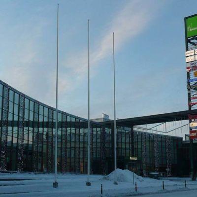 Revontuli kauppakeskus Rovaniemellä