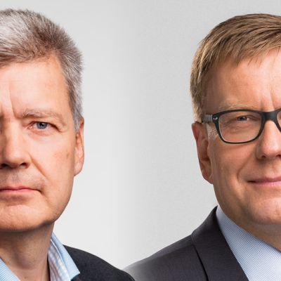 Lauri Kivinen ja Atte Jääskeläinen
