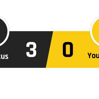 Juventus - Young Boys 3-0