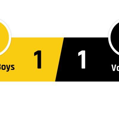 Young Boys - Valencia 1-1