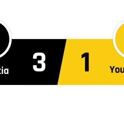Valencia - Young Boys 3-1