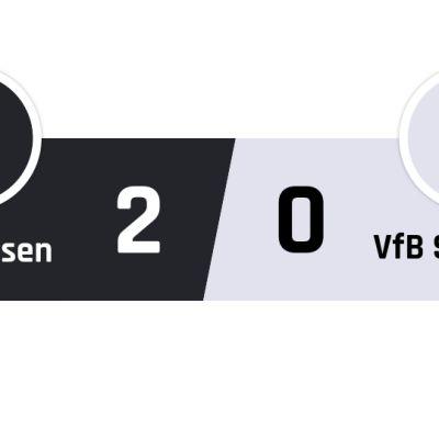 Leverkusen - Stuttgart 2-0
