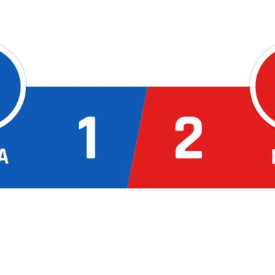 TsSKA Moskova - Viktoria Plzen 1-2