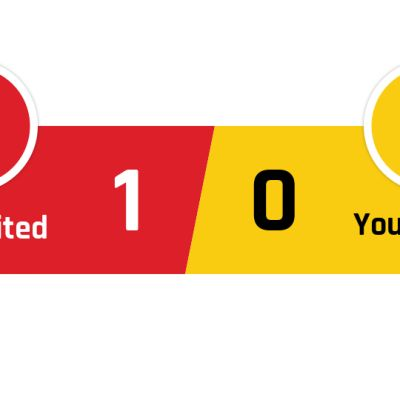 Manchester United - Young Boys 1-0