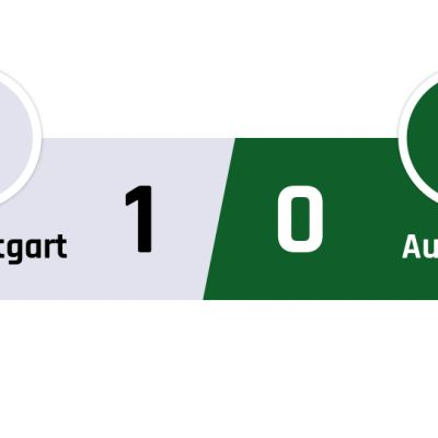 Stuttgart - Ausburg 1-0