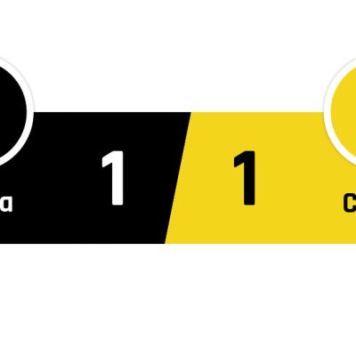 Parma - Chievo 1-1