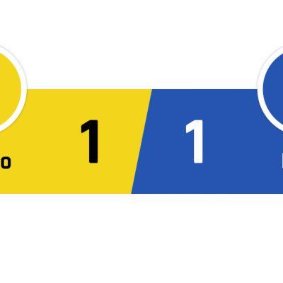 Chievo - Inter 1-1