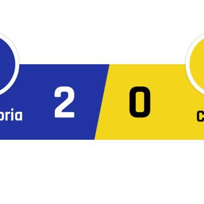 Sampdoria - Chievo 2-0