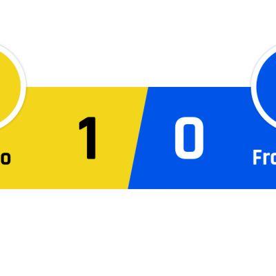 Chievo - Frosinone 1-0