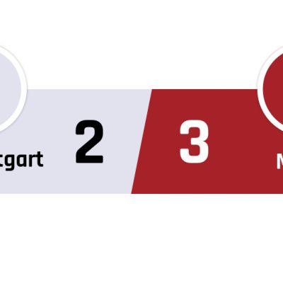 Stuttgart - Mainz 2-3