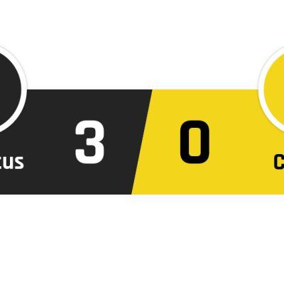 Juventus - Chievo 3-0