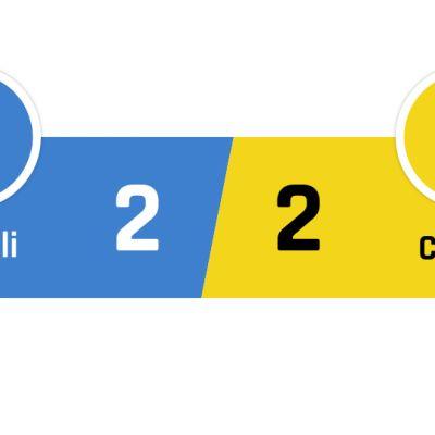 Empoli - Chievo 2-2