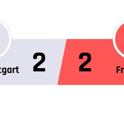 Stuttgart - Freiburg 2-2