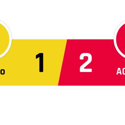 Chievo - AC Milan 1-2
