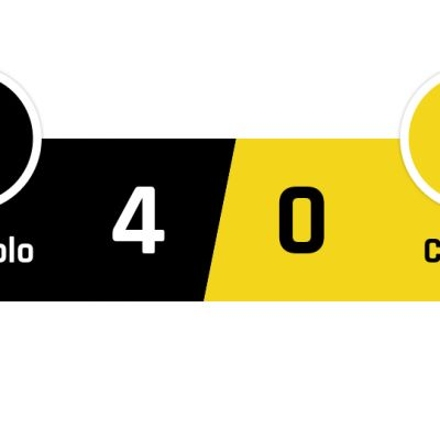 Sassuolo - Chievo 4-0