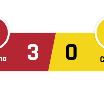 Bologna - Chievo 3-0