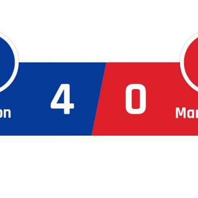 Everton - Manchester United 4-0