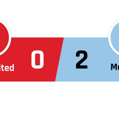 Manchester United - Manchester City 0-2