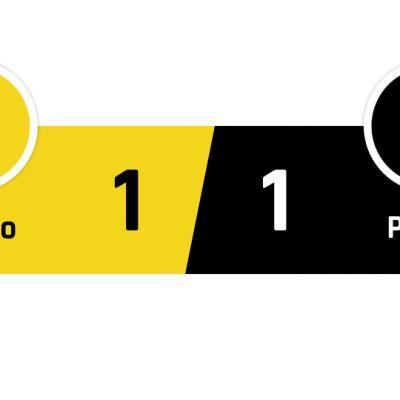 Chievo - Parma 1-1