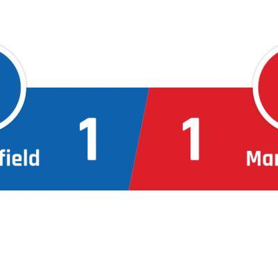 Huddersfield - Manchester United 1-1
