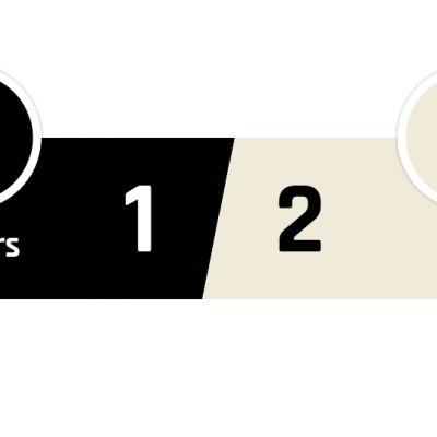 Angers - PSG 1-2