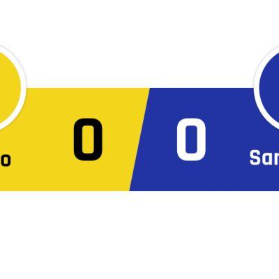 Chievo - Sampdoria 0-0