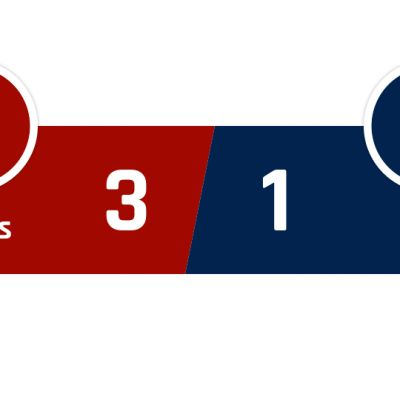 Reims - PSG 3-1