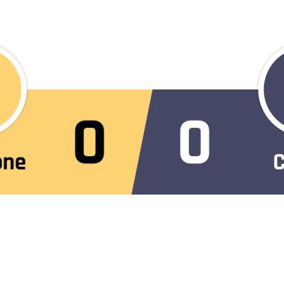 Frosinone - Chievo 0-0