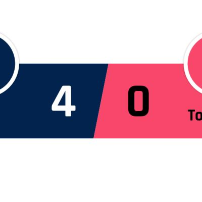 PSG - Toulouse 4-0